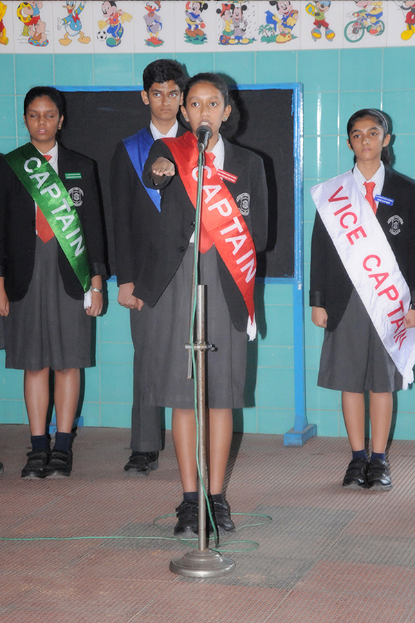 Clarence Public School Investiture Ceremony